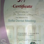 sofia dental meeting